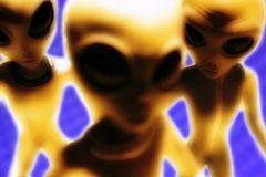 Mỹ từng sợ người ngoài hành tinh?