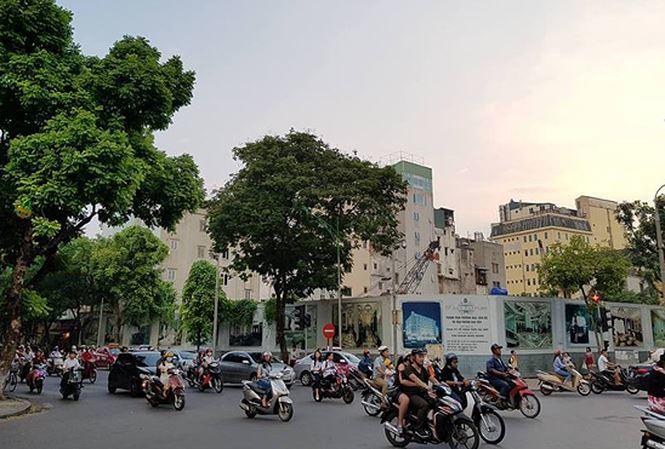 Tân Hoàng Minh,đất hồ Gươm,dự án D'. San Raffles,khu đất 22 - 24 Hàng Bài,chuyển nhượng dự án