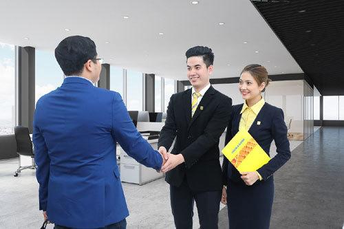 Nam A Bank tặng ví điện tử cho khách hàng doanh nghiệp