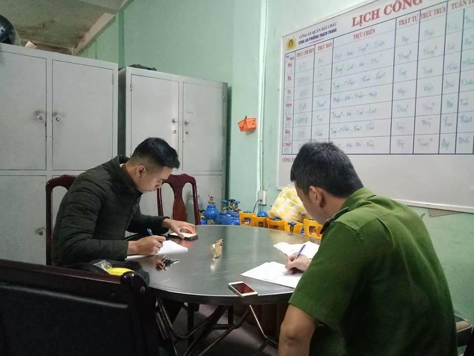 Phóng viên báo Giao Thông bị hành hung ở Đà Nẵng