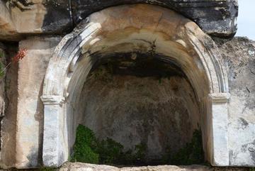 Giải mã 'cổng địa ngục' giữa thành phố cổ