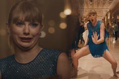 Taylor Swift xé váy, 'bung lụa' hết cỡ trong MV mới