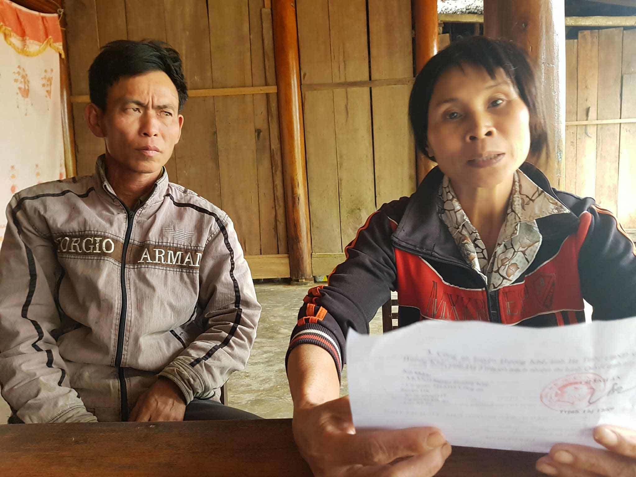 Vật vã kêu oan chốn công đường: Kêu cứu lên Giám đốc thẩm
