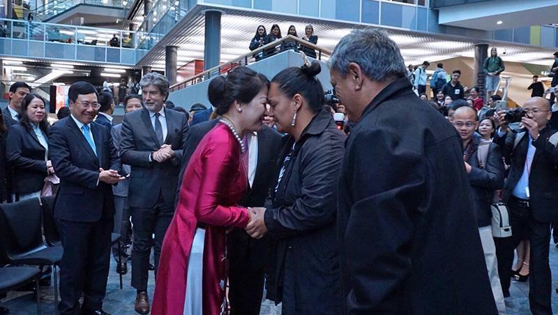 Thủ tướng Nguyễn Xuân Phúc,Nguyễn Xuân Phúc,Thủ tướng,New Zealand