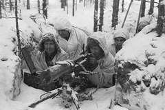 Hình ảnh tàn khốc về cuộc chiến mùa đông Liên Xô- Phần Lan