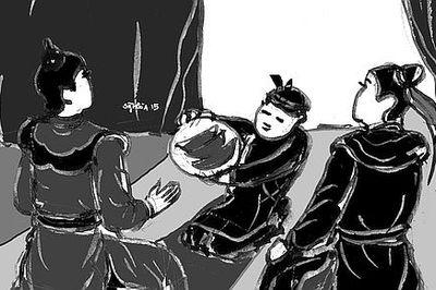 Dũng tướng nào trong sử Việt bỏ mạng chỉ bởi một miếng dưa hấu?