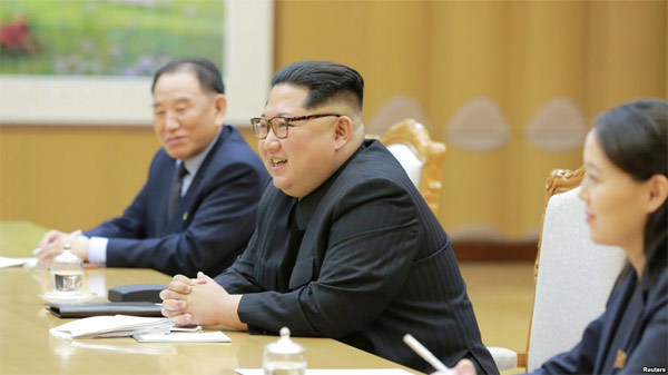 Tình hình Triều Tiên,Mỹ,Donald Trump,Kim Jong Un,cuộc gặp Mỹ Triều,Nhật,Trung Quốc,Hàn Quốc