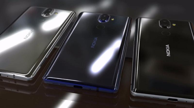 Nokia 9 chuẩn bị ra mắt với cảm biến vân tay dưới màn hình