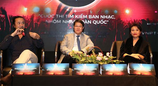Lê Minh Sơn,Dương Cầm,Miu Lê