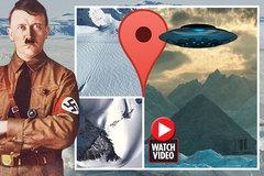 Phát hiện loạt bí mật gây sốc ở Nam cực