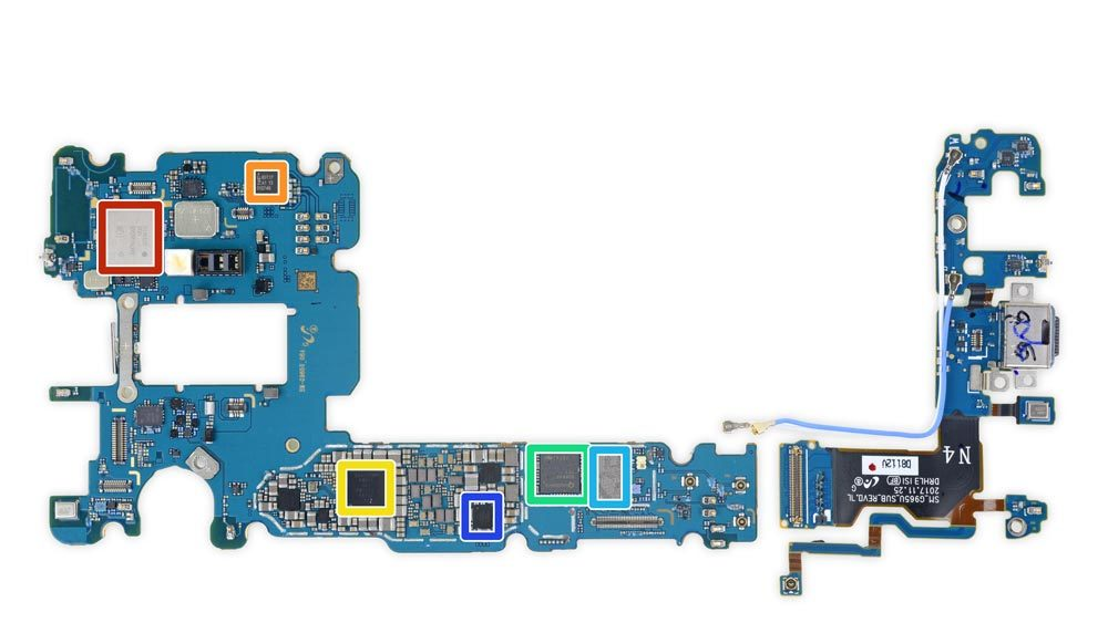 Galaxy S9+,Galaxy S9 Plus,điện thoại Samsung,smartphone