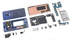 """""""Mổ bụng"""" Galaxy S9+ xem các bí ẩn bên trong"""
