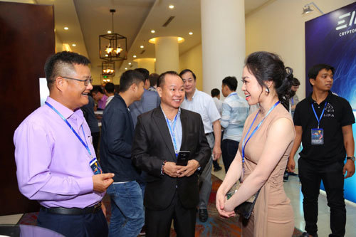 Sôi động Tuần lễ Blockchain Việt Nam