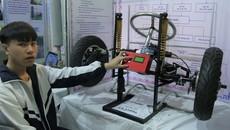 Những sản phẩm sáng chế khoa học độc đáo của học sinh