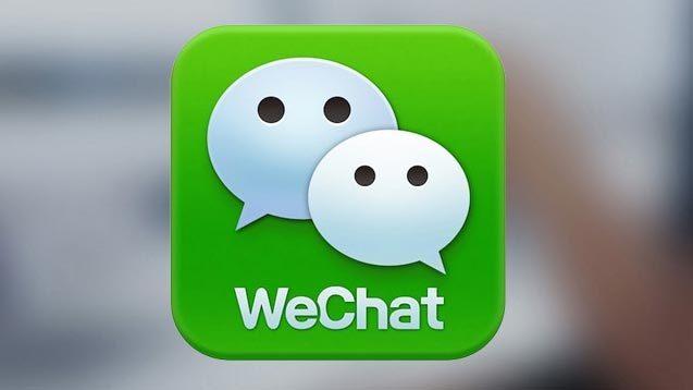 WeChat,ứng dụng nhắn tin