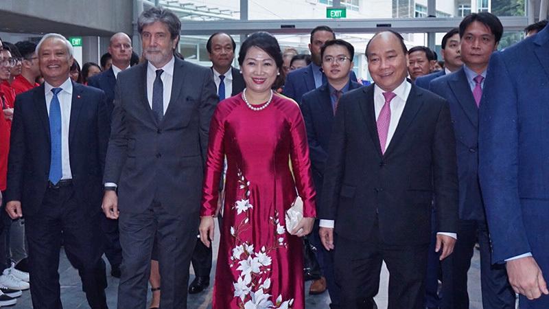 Thủ tướng,Thủ tướng Nguyễn Xuân Phúc,Nguyễn Xuân Phúc,New Zealand