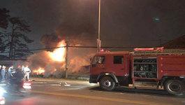 Cháy lớn tại trung tâm Đà Lạt, 5 người tử vong