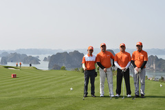Nhiều kỷ lục ở giải golf có tiền thưởng hàng trăm tỷ đồng