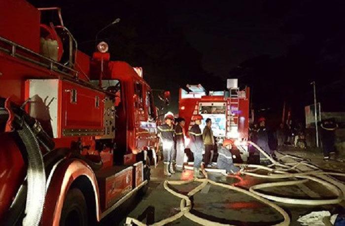 hỏa hoạn,cháy lớn ở Đà Lạt,Lâm Đồng,PCCC