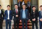Hình ảnh mới nhất của 'người đàn ông thời sự' Quang Minh