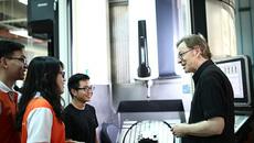 10 năm, Trường ĐH Việt Đức cấp hơn 600 bằng tốt nghiệp