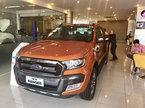 Xe bán tải sụt giảm doanh số, khi nào hết khan hàng?