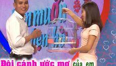 Quyền Linh phấn khích vì món quà chàng trai Phú Thọ mang đến trường quay