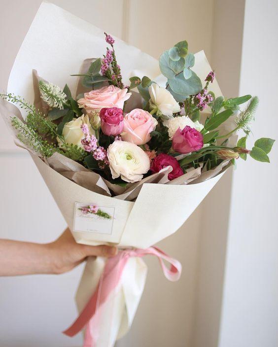 tang hoa ngay valentine trang
