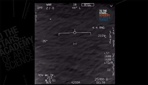 Video giải mật cảnh phi công Mỹ chạm trán vật thể bay bí ẩn