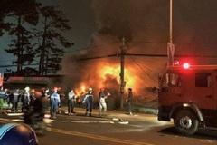 Vụ cháy 5 người chết ở Đà Lạt: Nghi can phóng hỏa là hàng xóm