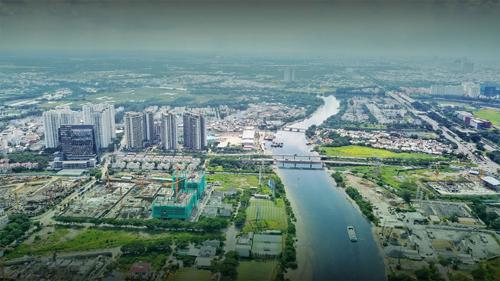 Đất nền Nam Sài Gòn 'tăng nhiệt'
