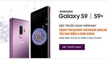 Mua smartphone Samsung trên LAZADA: 30 ngày đổi trả