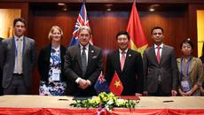 Đưa hợp tác song phương VN-New Zealand đi vào chiều sâu thực chất