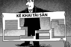 Tài sản che giấu: Đánh thuế hay tịch thu?