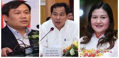 Vũ Đại Thắng,Lê Quang Mạnh,Nguyễn Thị Hà,Thứ trưởng,bổ nhiệm