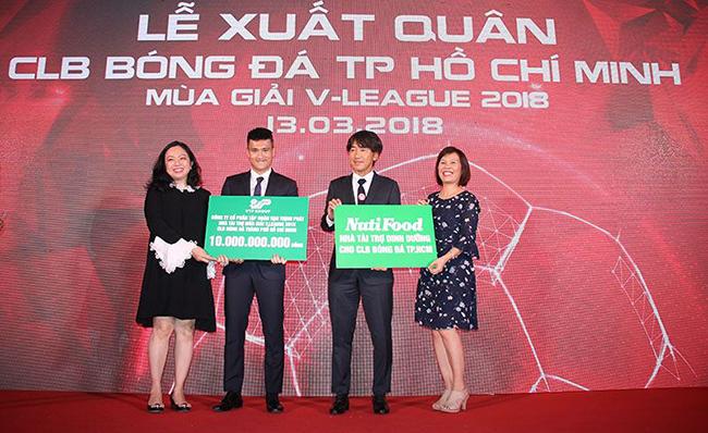 Công Vinh, HLV Miura muốn làm 'ngựa ô' V-League 2018