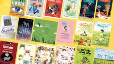 NXB Kim Đồng có dòng sách dành riêng cho độc giả 16+
