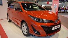 Honda và Toyota chia nhau vị trí bét bảng trong danh sách xe ế ẩm nhất tháng