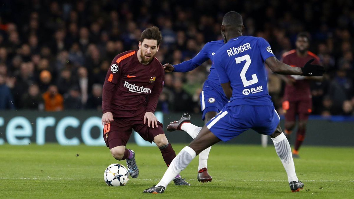 Barca vs Chelsea: Conte và lời cuối cho cuộc tình