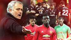 """MU làm điều """"điên rồ"""", Mourinho họp toàn đội"""