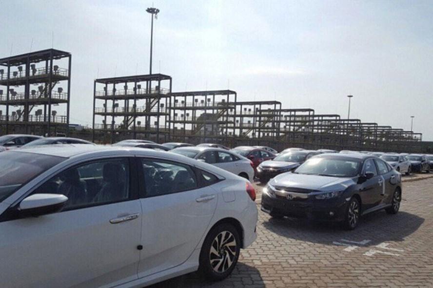 ô tô nhập khẩu,xe nhập khẩu,thuế nhập khẩu ô tô,ô tô ASEAN,ô tô Honda