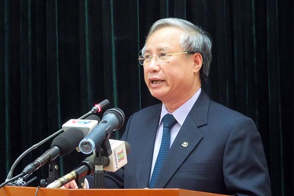 Ông Trần Quốc Vượng: Ủy viên dự khuyết là nguồn kế cận quan trọng của Đảng