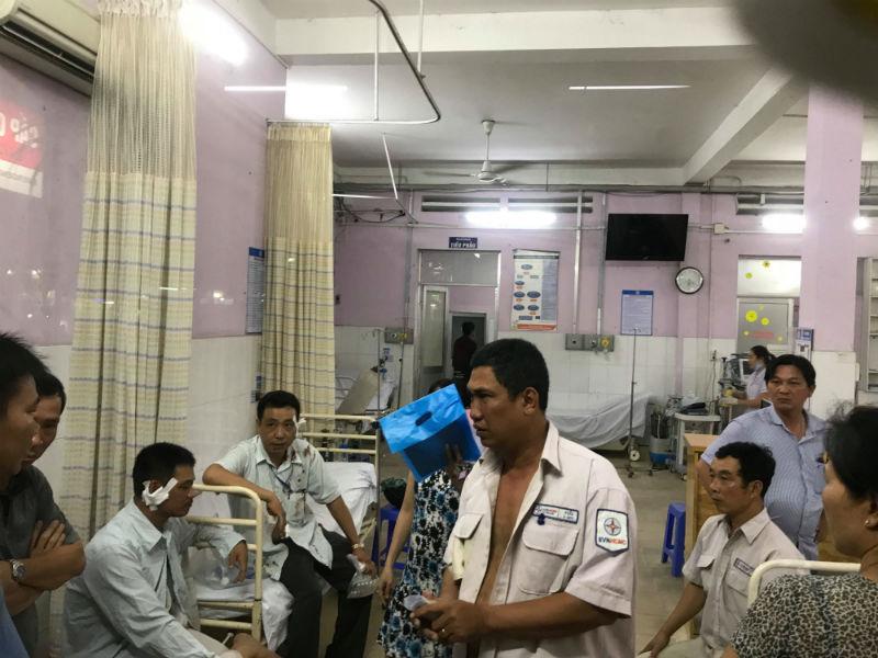 truy sát,công nhân điện lực,Sài Gòn