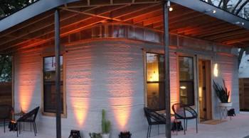 Xây nhà bằng máy in 3D để giảm chi phí