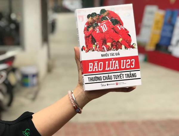 Phát hành sách về tuyển U23 Việt Nam - ảnh 2
