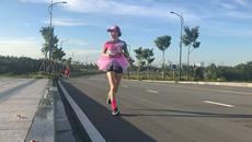 Người phụ nữ Việt đầu tiên tham gia Marathon Bắc Cực