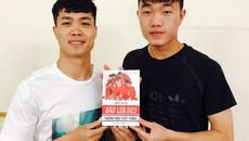 Phát hành sách về tuyển U23 Việt Nam