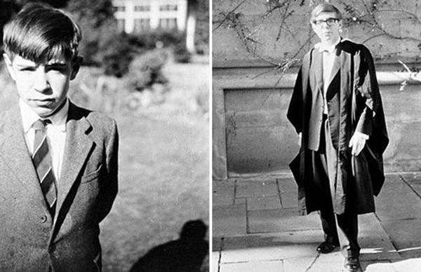 Stephen Hawking thoi tre