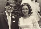 Chuyện tình 'chia ly - tái hợp' với vợ cũ của Stephen Hawking