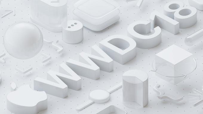Apple chốt ngày tổ chức WWDC 2018, phí tham dự 1.599 USD